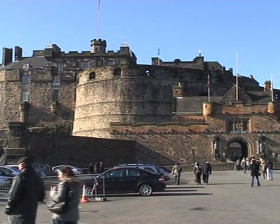 Edinburgh Castle final