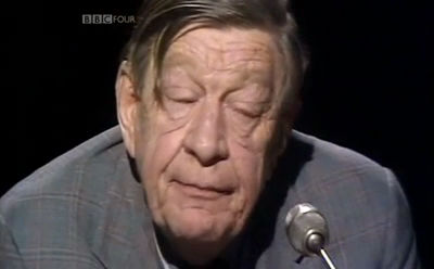 W. H. Auden: Tell Me The Truth About Love
