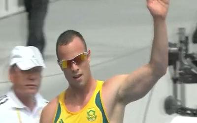 Oscar Pistorius: 400 Meters