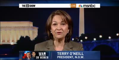 MSNBC – The EdShow – Romney-Ryan War on Women Continues