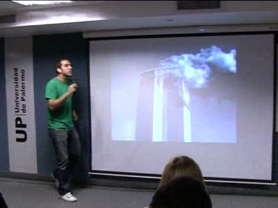 WordCamp Argentina 2007: Leo Prieto y la vida 2.0
