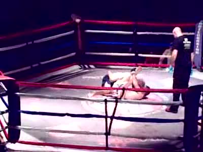 Ivam Maciel vs Simon Boulter