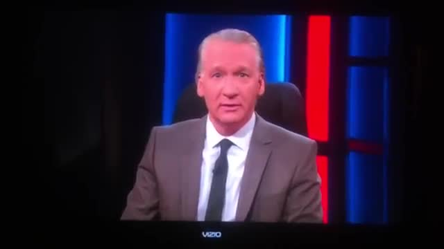 Bill_Maher_on_US_Vacation