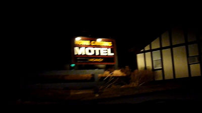One Night in an Empty Motel