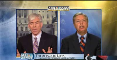MTP lindsey Graham on Susan Rice