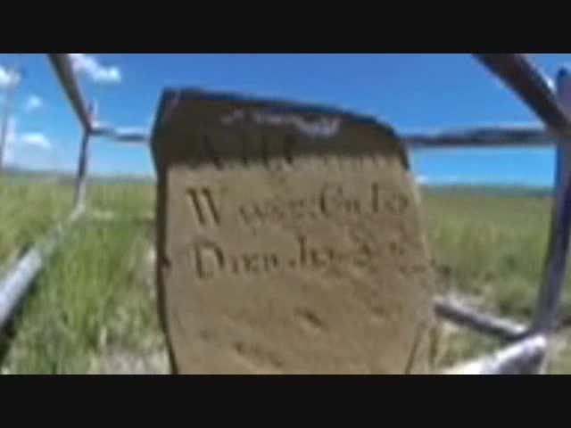 Unthank Grave