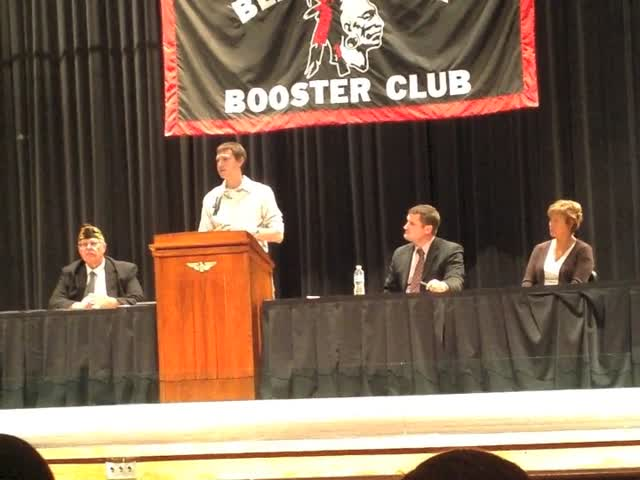 Fort Atkinson Athletic Banquet Speech