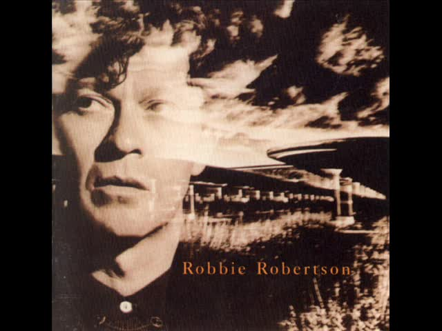 Somewhere Down The Crazy River — Robbie Robertson-SD