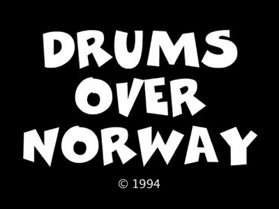 Drums Over Norway