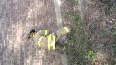 "Wall Breach ""Okaloosa Island Firefighters"""