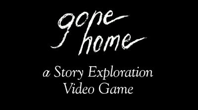 Gone Home: Riot Grrrl Style Now