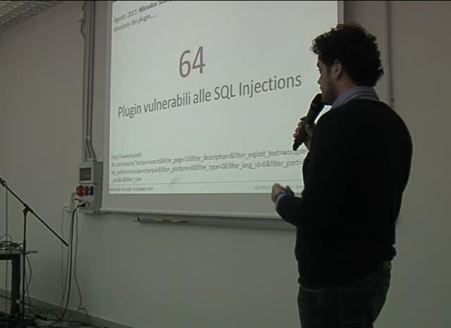 Gianluca Brindisi: Lo Stato Attuale della Sicurezza nell'Ecosistema di WordPress