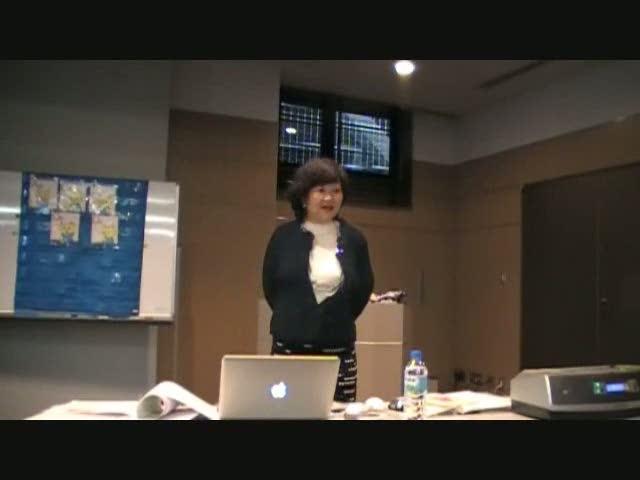 Ritsuko Nakata 6-second drill