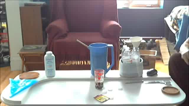 CO2 Bedbug Trap – Making CO2
