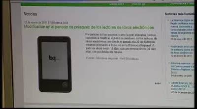 Tecnología – El libro electrónico gana terreno al de papel en el Barometro de Hábitos de Lectura