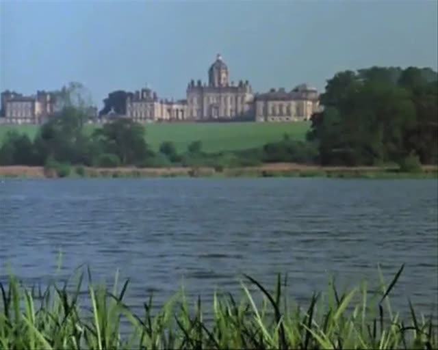 Arrival at Brideshead