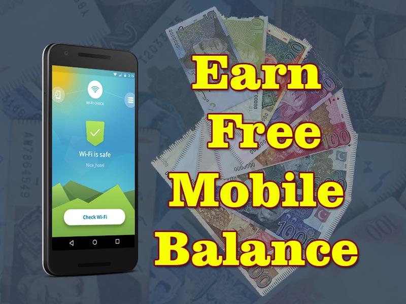 free mobile balance app