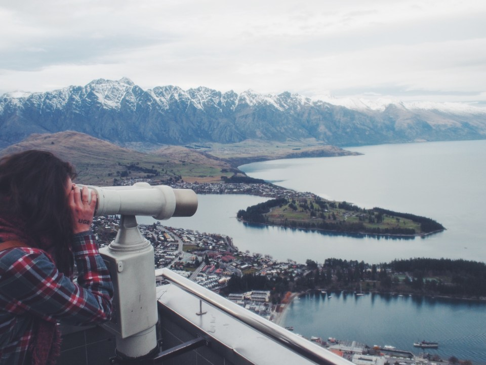 VM's travel guide to the South Island of New Zealand: Queenstown