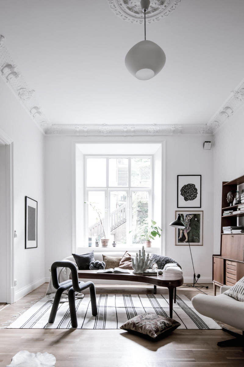Swedish Living Room Swedish Living Minimal Interior Design Vienna Wedekind Vienna