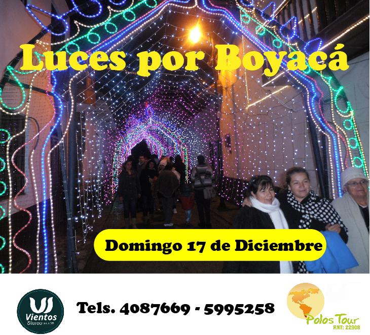 Luces por Boyaca