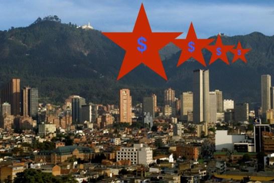 Bogota, 2600 metros mas cerca…