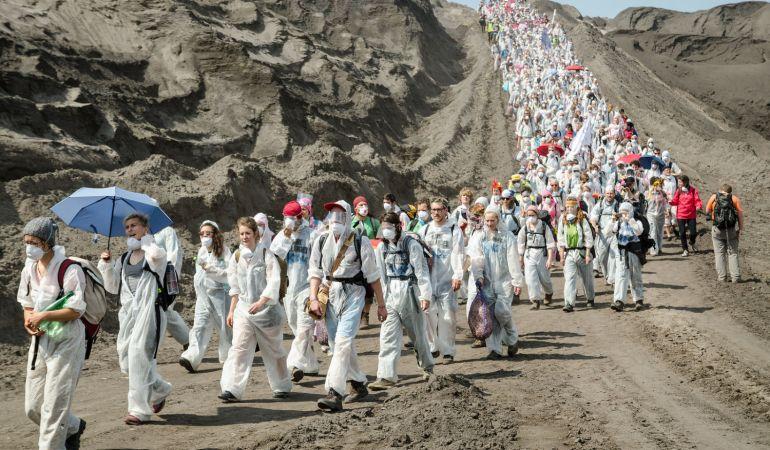 Wie 350.org Druck gegen fossile Brennstoffe macht