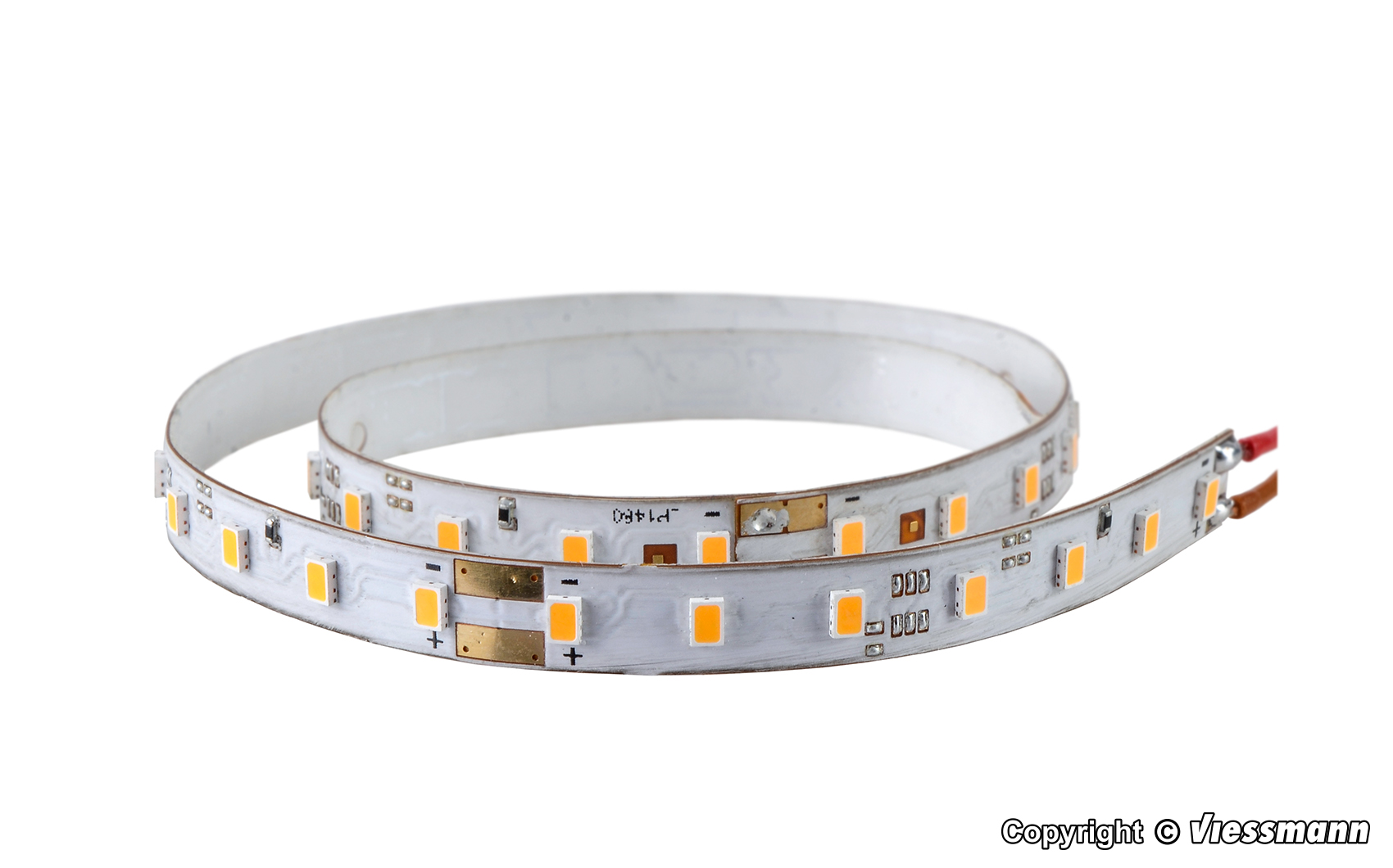 Led Leuchtbänder Led Light Strips 2 3 Mm Wide With White Leds 4000k