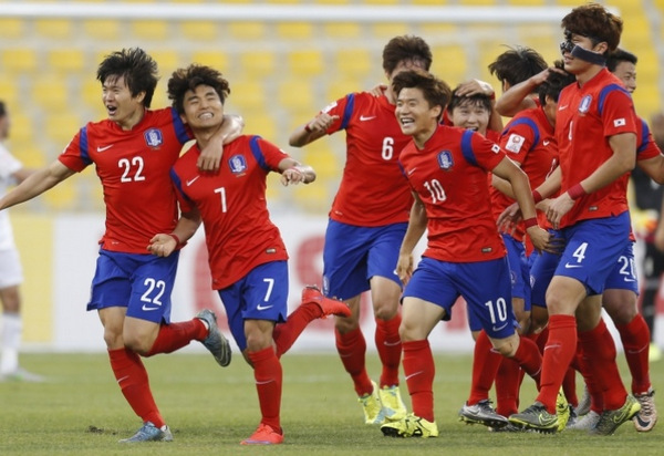 U23 South Korea
