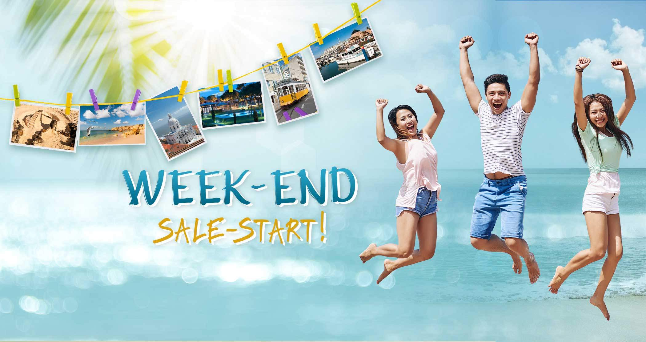Week End Weekend Sale