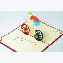 3D Pop up cards 12