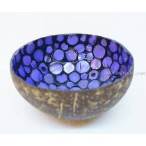 Coconut Lacquer Bowl 12