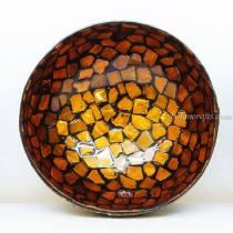 Coconut Lacquer Bowl 17