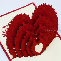 Pop up love cards 5