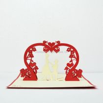Wedding Pop up Card 14 (3)
