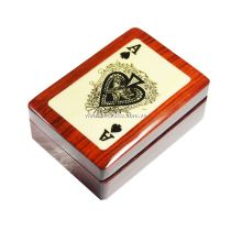Playing Card Box Ace of Clubs (1)