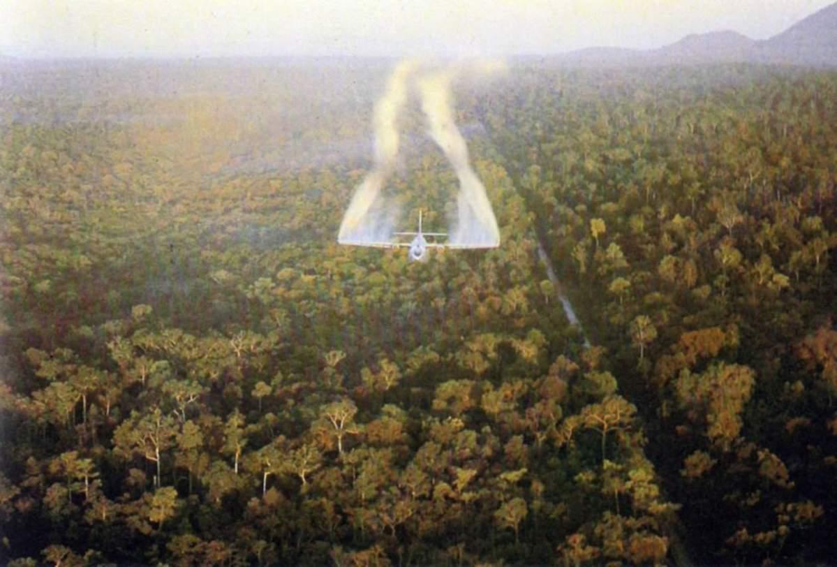 Post-Vietnam Military Herbicide Exposures in UC-123 Agent Orange Spray Aircraft