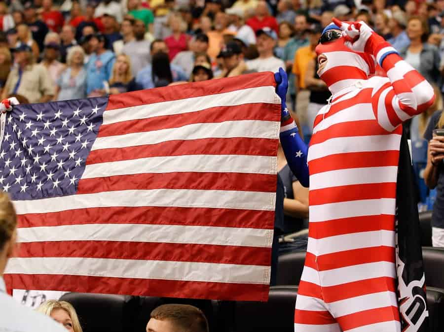 US nationalism – The elephant in the room by Mark Ashwill