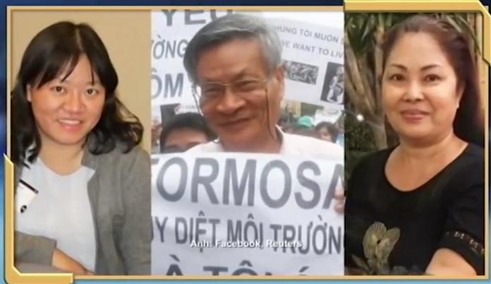 Tuyên bố của các tổ chức XHDS về việc bắt cóc và câu lưu Phạm Đoan Trang, Nguyễn Quang A và Bùi Thị Minh Hằng