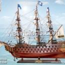 Mô Hình Tàu Chiến ROYAL LOUIS