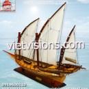 Thuyền Buồm Mô Hình XE-BEC