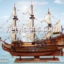 Mô Hình Tàu Chiến FRIESLAND