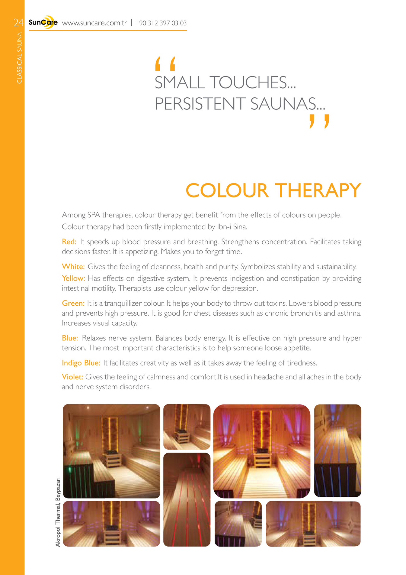 Colour therapy for digestion - Download Image