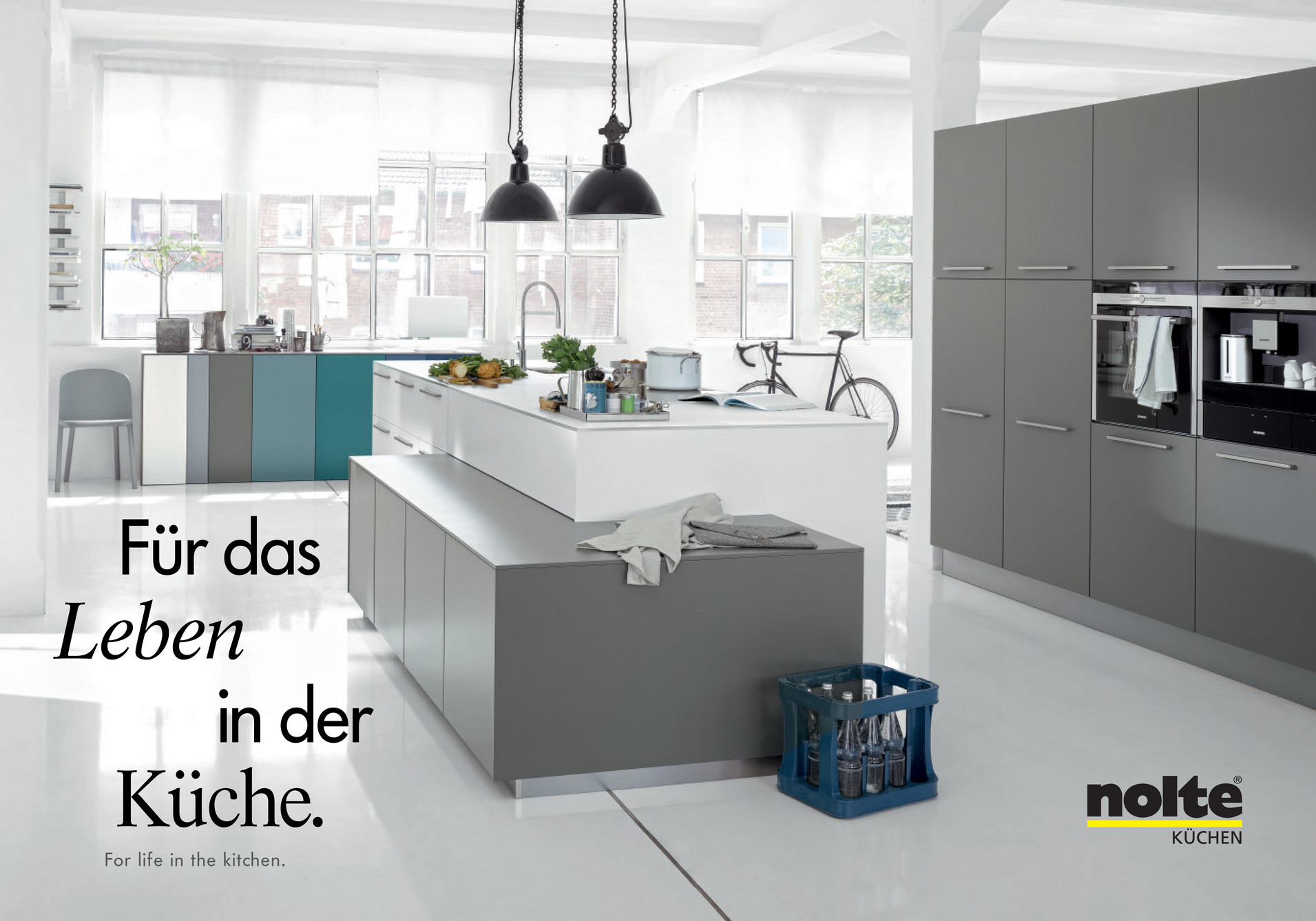 Küche Metallic Front My Publications Nolte Catalog Page 120 121 Created With
