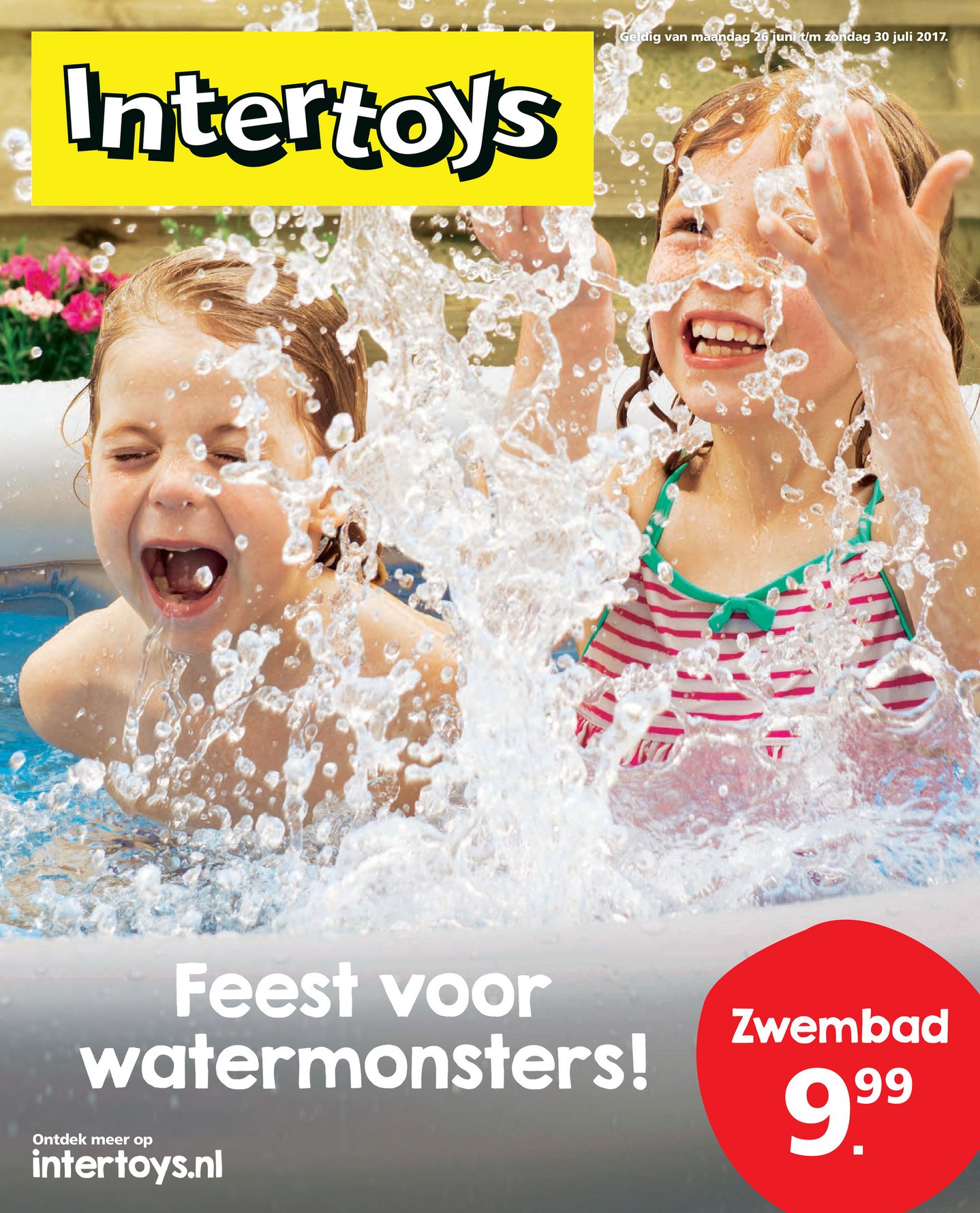 Zwembad Accessoires Intertoys Reclamefolder Nl Intertoys Week26 17 Pagina 18 19