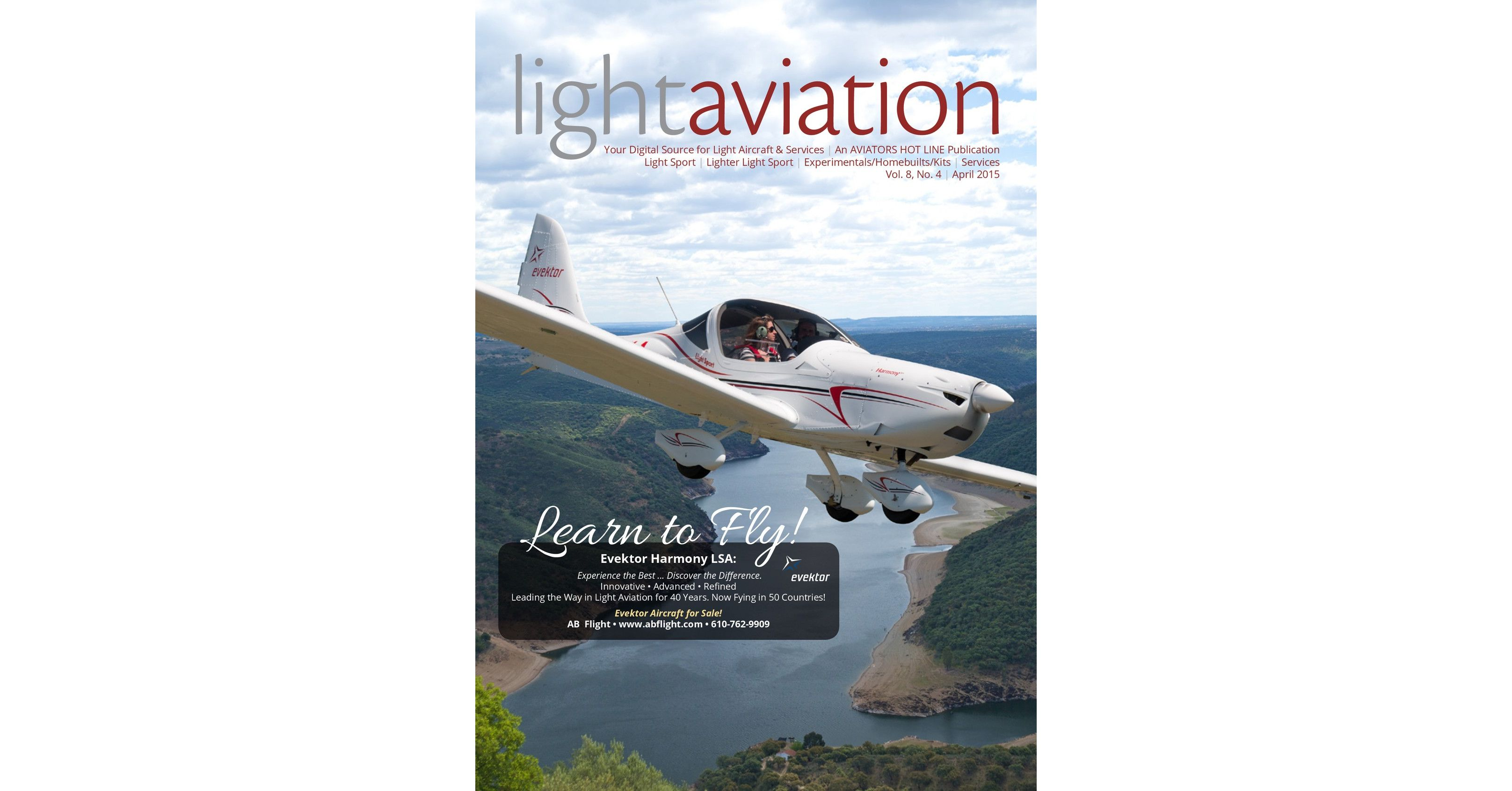 Light Sport For Sale Light Aviation April 2015