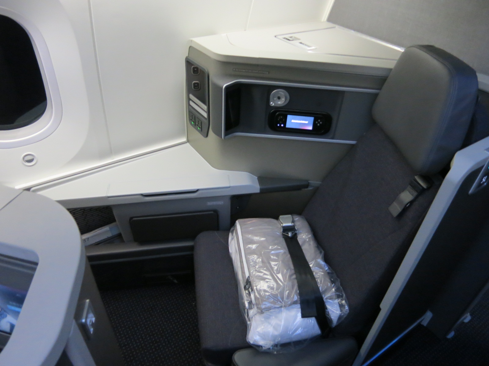 American Airlines Vs British Airways Business Class