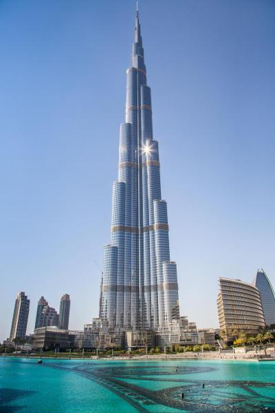Burj Khalifa - ViewKick