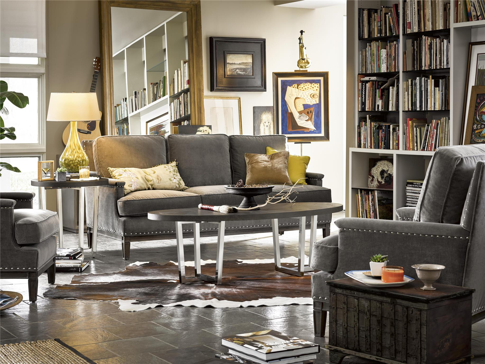 Friends Furniture Mississauga Universal Furniture Curated Dorchester End Table