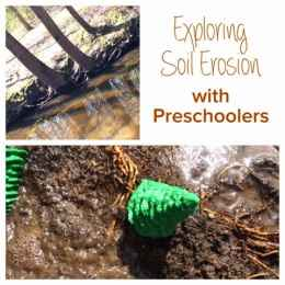 Explore soil erosion this Earth Day with your kids, science can be so fun!