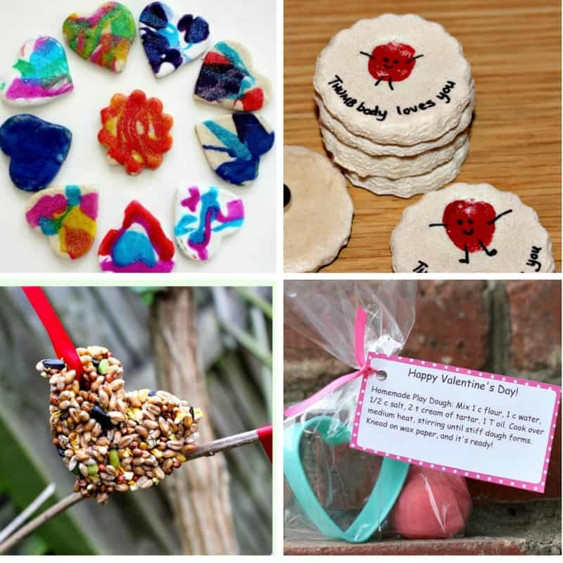 These favors and gifts are all non-food Valentines, perfect for classmates, friends, or even teachers!